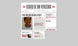DIÁRIO DE UM VENCEDOR