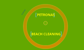 Petronas & Beach Cleaning