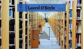 Laurel O'Boyle Prezume