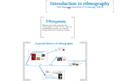 Ethnography video prezi