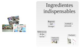 Ingredientes indispensables en las metodologías centradas en el estudiantado