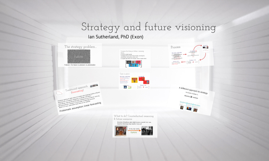 Strategy and future visioning