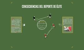 DETRÁS DEL DEPORTE DE ÉLITE