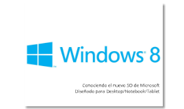 Revolución conceptual de Windows 8 Consumer Preview