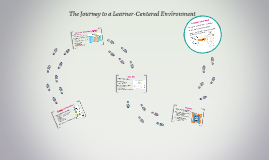 The Journey to a Learner-Centered Environment
