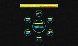 Mapeo de Públicos organizacionales