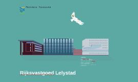 """Rijksvastgoed Lelystad """"oud"""""""