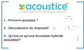Prés acoustice#2 V17.05
