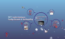 Återkoppling, synligt lärande & IKT
