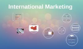 Copy of International Marketing
