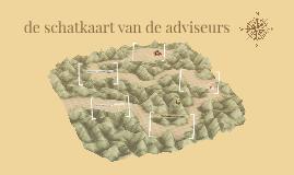 de schatkaart van de adviseurs