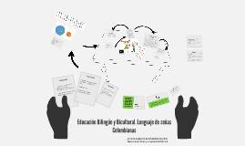 Educación Bilingüe y Bicultural