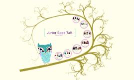 Junior Book Talk March 2017