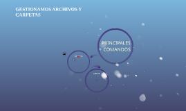 Copy of COMANDOS