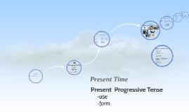 Present Progressive Verb Tense