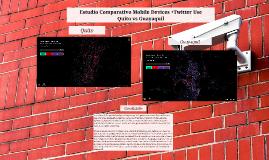 Usos dispositivos móviles Ecuador
