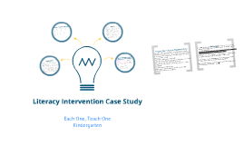 Literacy Intervention Case Study