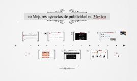 10 Mejores agencias de publicidad en Mexico
