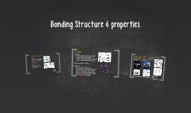 Bonding Structure & properties