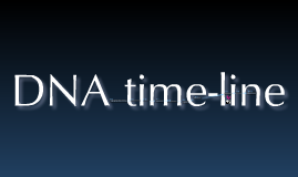 Copy of DNA time-line by May