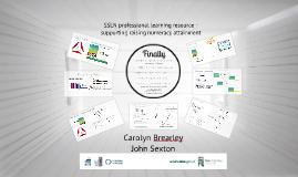 SSLN presentation 2013