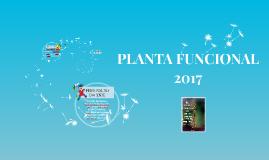 PLANTA FUNCIONAL 2017