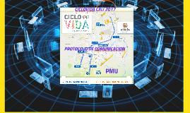 PROTOCOLO DE COMUNICACIONES CICLOVIDA PMU