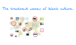 The women of islam Prezi