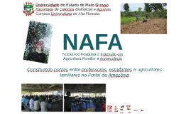 Núcleo de Pesquisa e Extensão em Agricultura Familiar e Agro