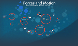 Unit 2: Forces and Motion