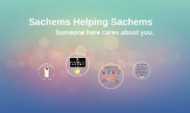 Sachems Helping Sachems
