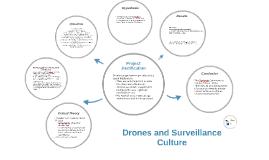 Drones and Surveillance