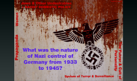 AC 10 HISTORY - Nature of Nazi Totalitarian Control of Germany