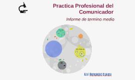 Practica Profesional del Comunicador