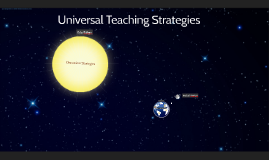 Copy of Universal Teaching Strategies