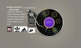 -sneaker head facts-