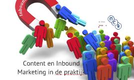 Content en Inbound Marketing MKS Dag