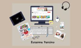 Rosanna Pansino By Pooja and Aneesa