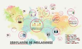Copy of REGULACION DE POBLACIONES