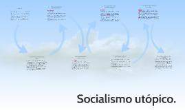 Socialismo utópico.