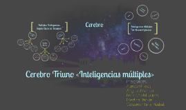 Cerebro Triuno <Inteligencias múltiples>