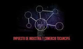 IMPUESTO DE INDUSTRIA Y COMERCIO TOCANCIPÁ