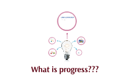 What is progress???