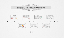 Unidad 5.- EL MERCADO GLOBAL