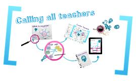 Copyright training for teachers