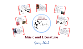 INDS 322 Music and Literature Final