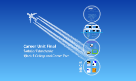 Career Unit Final
