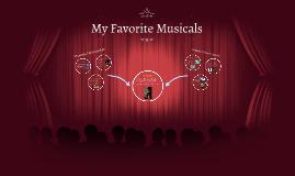 My Favorite Musicals
