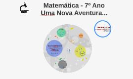 Matemática - 7º Ano