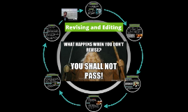 All: Revising Your Writing